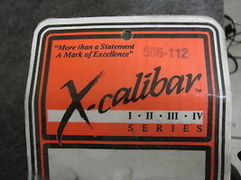 Koronis X-CALIBAR III Series Carbides Wear Rods 506-112 New image 2