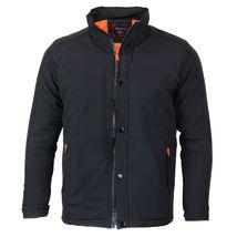 Maximos Men's Athletic Lightweight Water Resistant Windbreaker Jacket DIVER image 3