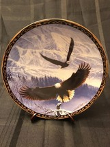 WINTER'S MAJESTIC FLIGHT by John Pitcher  - Plate Collection W/COA - $24.02