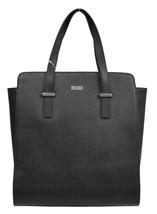 Brook's Brothers Women's Black One Size Genuine Leather Shoulder Bag 8095-1 - $88.40