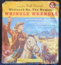 Westward Ho, The Wagons Record - $14.84