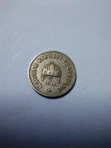 10 Filler 1915 Hungary coin free shipping P2 monete - $2.89