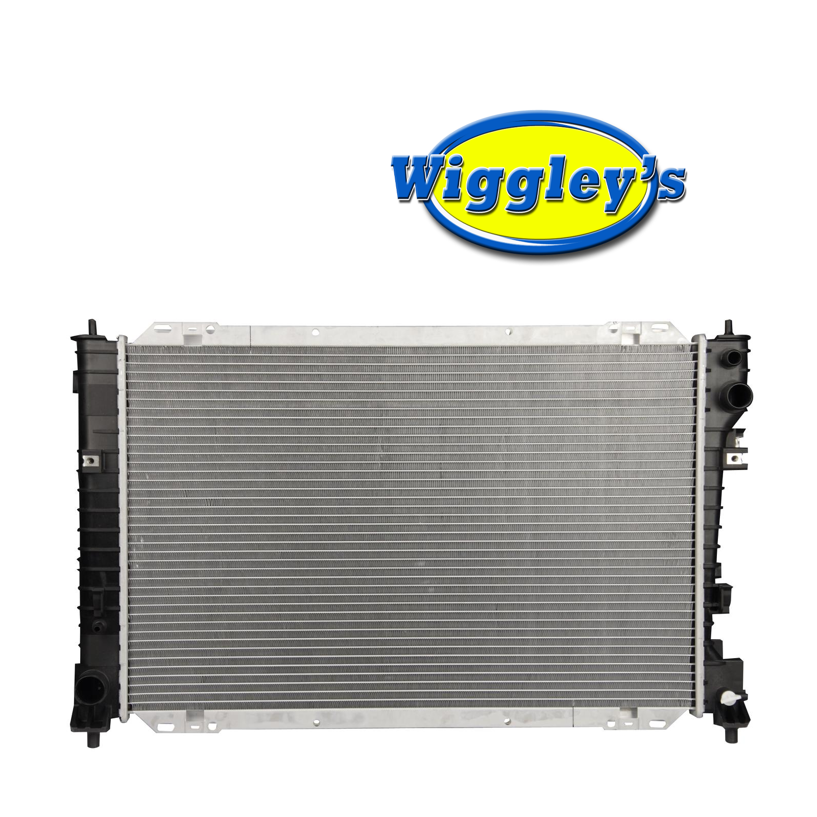 RADIATOR FO3010277 FOR 08-12 MAZDA TRIBUTE MERCURY MARINER 2.3L 2.5L