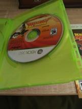 MicroSoft XBox 360 LEGO Indiana Jones: The Original Adventures & Kung Fu Panda C image 3