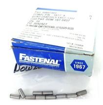 LOT OF 10 NEW FASTENAL DOWEL PINS 99607483, .1877'' X .438'' ALLOY STEEL