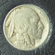 1920 Buffalo Nickel F12 FULL DATE #227 - $2.39