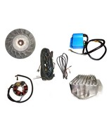 Top Quality Stator Plate & Flywheel 12v Electronic Kit Ppx150 P200e For ... - $201.63