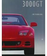 1995 Mitsubishi 3000GT coupe sales brochure catalog US 95 SL VR-4 - $12.00