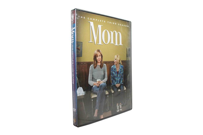 Mom The Complete Seasons 1-3 1.2.3 DVD Box Set 9 Disc Free Shipping
