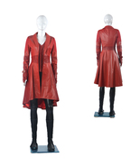 Captain America 3 Civil War Scarlet Witch  Cosplay Costume - $25.06+