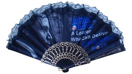 """Barack  Obama  """"A Leader who can Deliver""""  2012 Fan (Personal 9-1/2 x 12... - $7.45"""