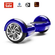 "GlareWheel Self balancing Electric scooter Hoverboard 6.5""Blue - $99.00"