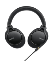 Sony MDR1AM2 Wired High Resolution Audio Overhead Headphones, Black MDR-1AM2/B - $158.95
