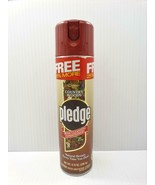 Johnson Wax Country Woods Pledge Cleansing Conditioner Dusting Spray 8.7... - $15.99