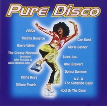 Pure Disco By  Various Artists Cd image 1