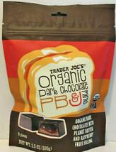 Trader Joe's Organic Dark Chocolate PB&J Minis - $13.85