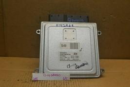 13-14 Hyundai Genesis Engine Control Unit ECU 391722C051 Module 632-6D5 - $98.99