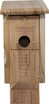 Welliver Outdoors Carved Lighthouse Bluebird House - $40.44