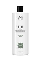 AG Hair Care Keratin Repair Refuel Sulfate-Free Strengthening Shampoo