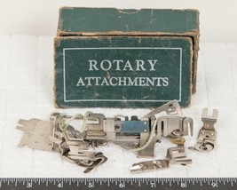 Vintage Sewing Machine Rotary Attachments g25 - $25.07 CAD