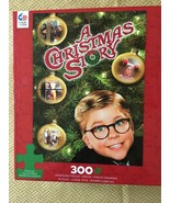 "A Christmas Story Jigsaw Puzzle 300 Pieces #2233-03 18""x24"" Brand New by... - $9.99"