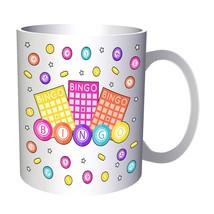 Bingo Game Lottery Win Success Gift 11oz Mug e919 - $203,52 MXN