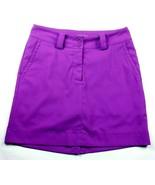 Nike Golf Women's Tour Performance Dri-Fit Skort Size 0 Purple - $18.84