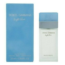 Light Blue by Dolce & Gabbana, .84 oz EDT Spray for Women - $29.99