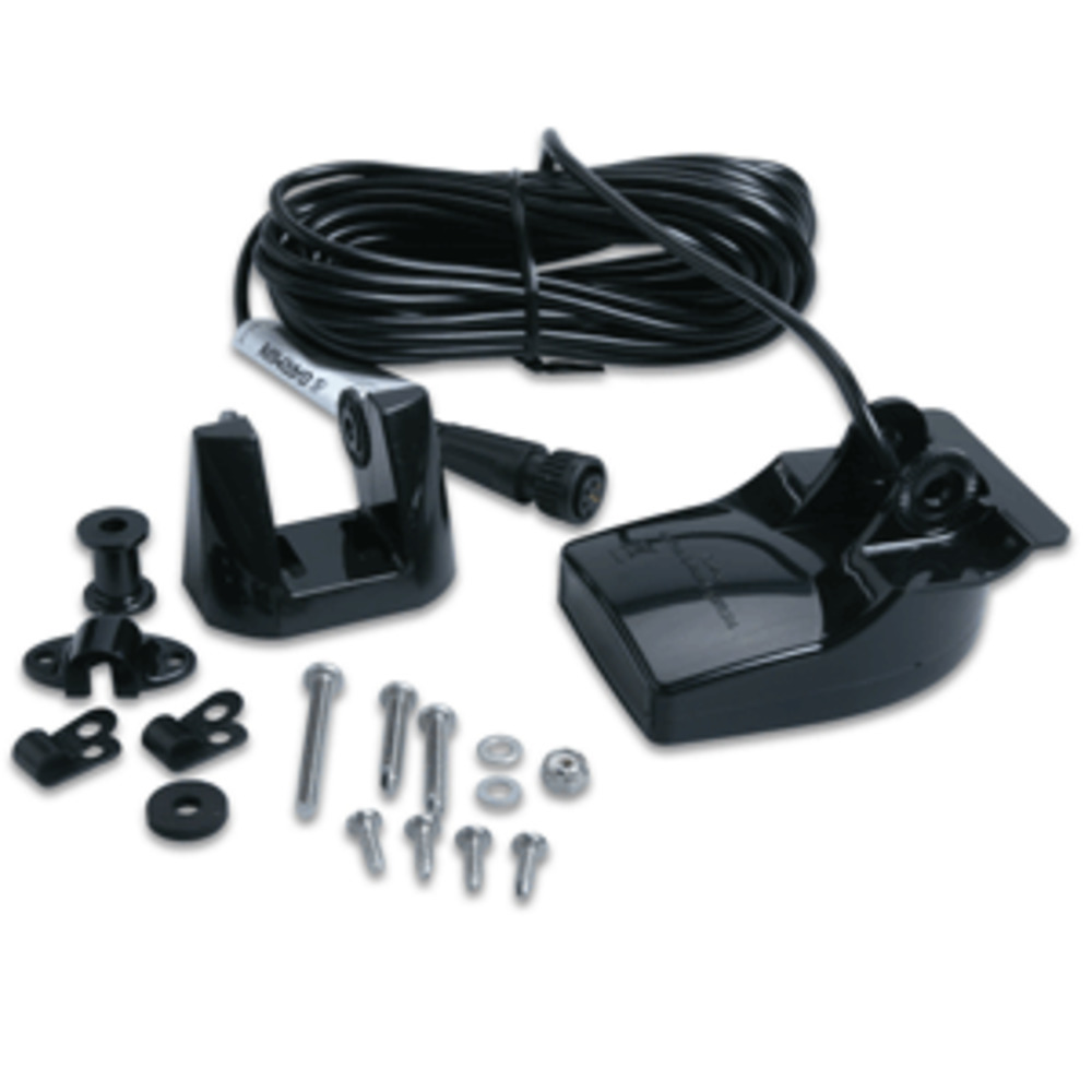 Garmin 200/50kHz, 10/40 Deg, Plastic TM, Depth and Temp - 6-Pin - $78.49