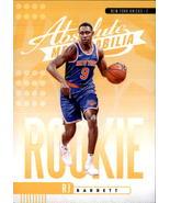 R.J. Barrett 2019-20 Panini Absolute Memorabilia Rookies Yellow Rookie C... - $4.00