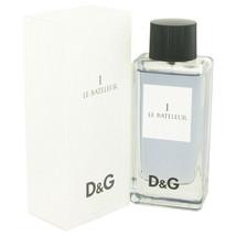 Le Bateleur 1 Cologne by Dolce & Gabbana, 3.3 oz Eau De Toilette Spray -... - $64.34