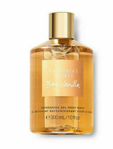 Victorias Secret Bare Vanilla Full Size Refreshing Gel Body Wash 10 oz RARE  - $22.99