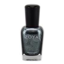 Zoya Natural Nail Polish - Black, White, Silvers (Color : Cassedy - Zp687)
