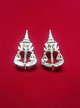 Office of the Attorney General Royal Thailand Badge Medal Pin - $9.50