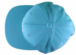 Hall Of Fame H Hound Wool Blend Embroidered Turquoise Snapback Baseball Hat Cap image 6