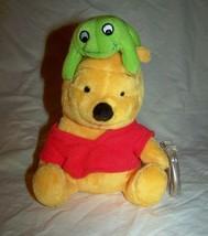 Fisher Price Disney Winnie the Pooh-Froggy Friend Plush w/tags-Star Bean - $9.50