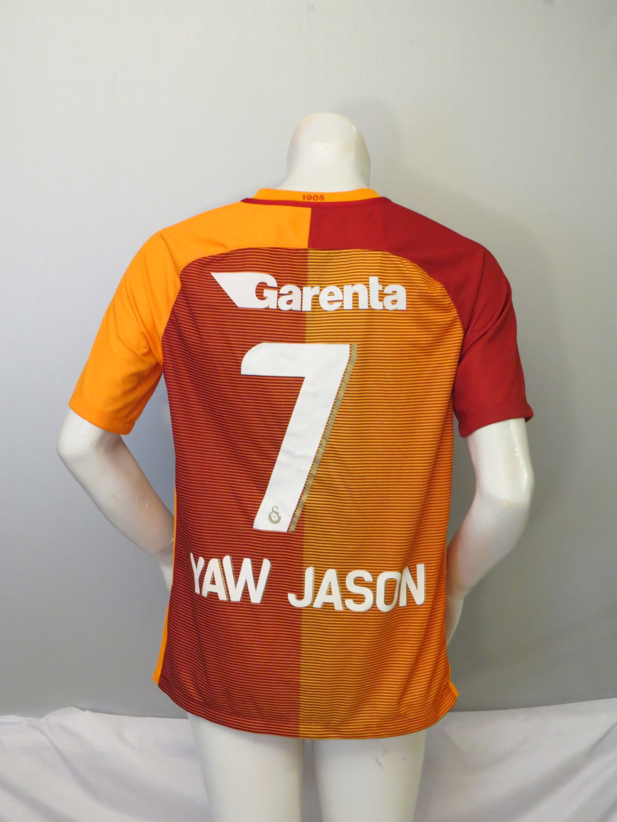 huge selection of df074 13f10 Galatasaray AS 2016 Home Jersey by Nike - and 50 similar items