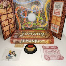 Original Vintage Jumanji Board Game 1995 100% Complete  - $39.55