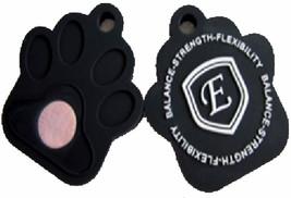 Electrified Feel Better Negative Ion Health & Wellness Pet Tag EJCN-SE002-BLACK - $9.95
