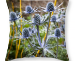 Blue stem sea holly pillow thumb155 crop