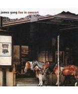 James Gang: Live In Concert [LP] [Vinyl] - $8.95