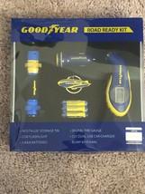 Good Year Road Ready Kit ~ Digital Gauge, USB Charger, Flashlight, Keychain - $24.99