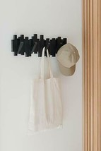 Sticks Multi Hook Coat Rack Keep Home Organized While Adding Modern Deco... - $37.88