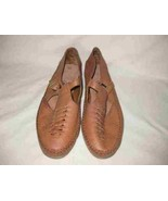 Womens Size 8.5 Dr. Scholls Brown Mary Jane Shoes - $47.22