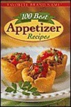 100 Best Appetizer Recipes [Ring-bound] Publications Interna - $3.63