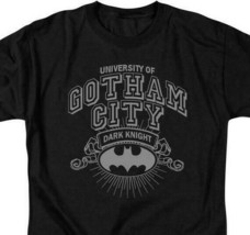 Batman t-shirt Dark Knight University of Gotham City hero graphic tee BM1940 image 2