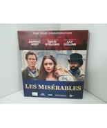 LES MISERABLES 2-Disc FYC DVD Complete Set BBC Studio PBS PROMO  - $18.80