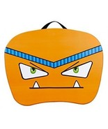 Lap Desk 46504 Lapgear My Monster Soft Bead-Filled Cushion, Orange (Fit... - $47.95