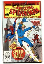 AMAZING SPIDER-MAN ANNUAL #22-MARVEL-First appearance SPEED-BALL comic book - $23.96