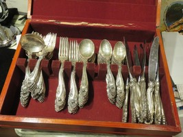 Clearance!Rare 87PCS Sterling Silver Gorham Flatware Serving $3MILLION Ny Estate - $7,425.00